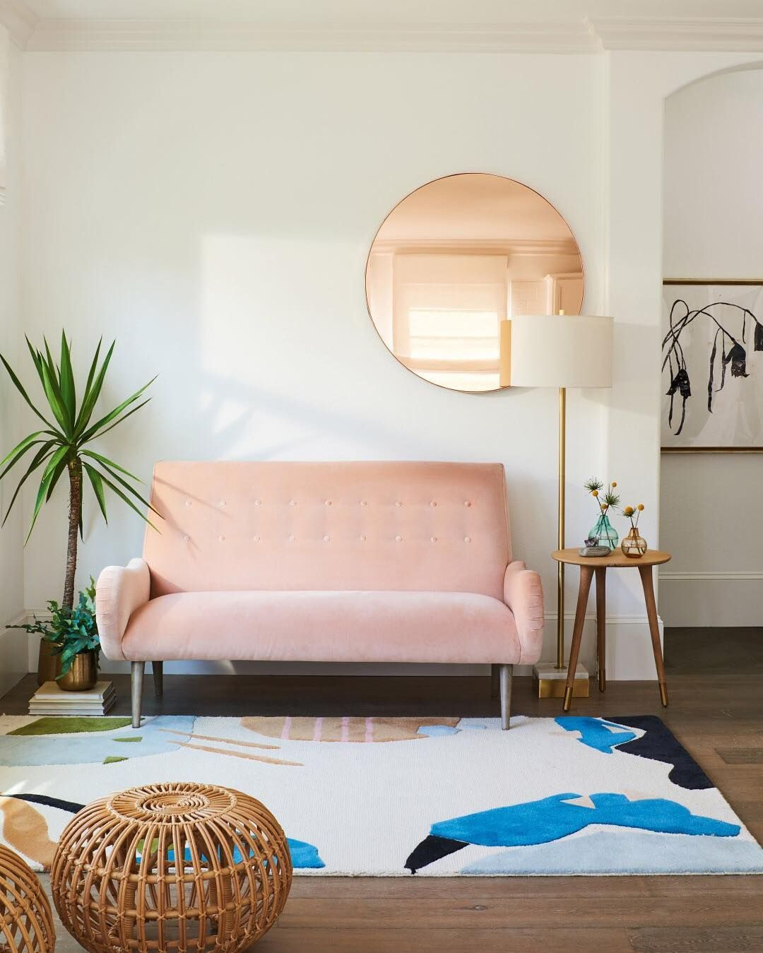 A Living Room With A Little Something For Everyone Anthrohome Link In Profile To Shop This Room Home Decor Affordable Home Decor Apartment Decor Download anthropologie living room