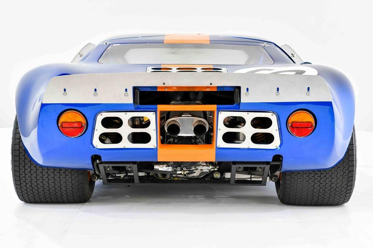 1965 Ford Gt40 For Sale 2151330 Hemmings Motor News Gt40
