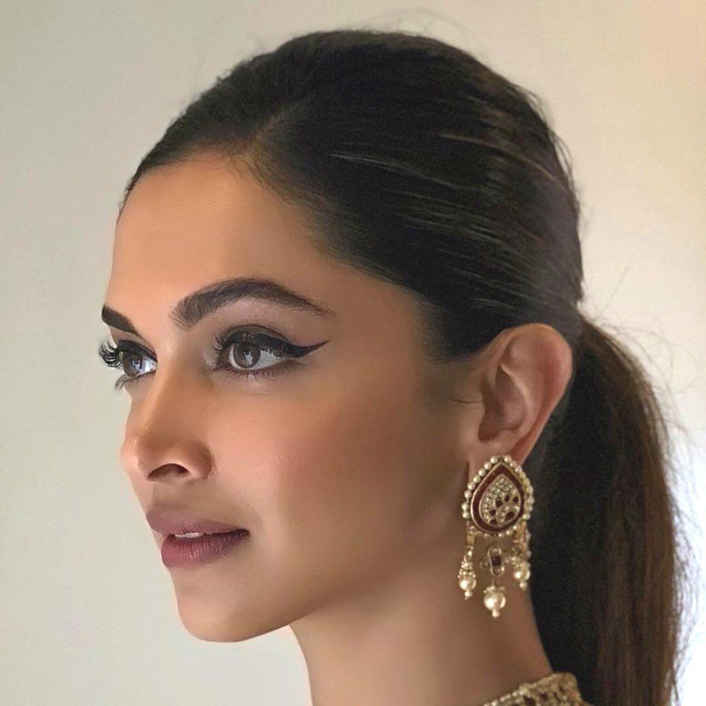 Pin by deepsha on Beauty | Deepika padukone makeup ...