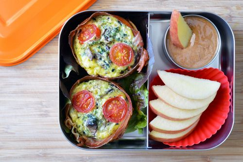 This is meant for kids lunches, but they look pretty good to me - A Week of Paleo School Lunches! (Part 1 of 5) | Nom Nom Paleo