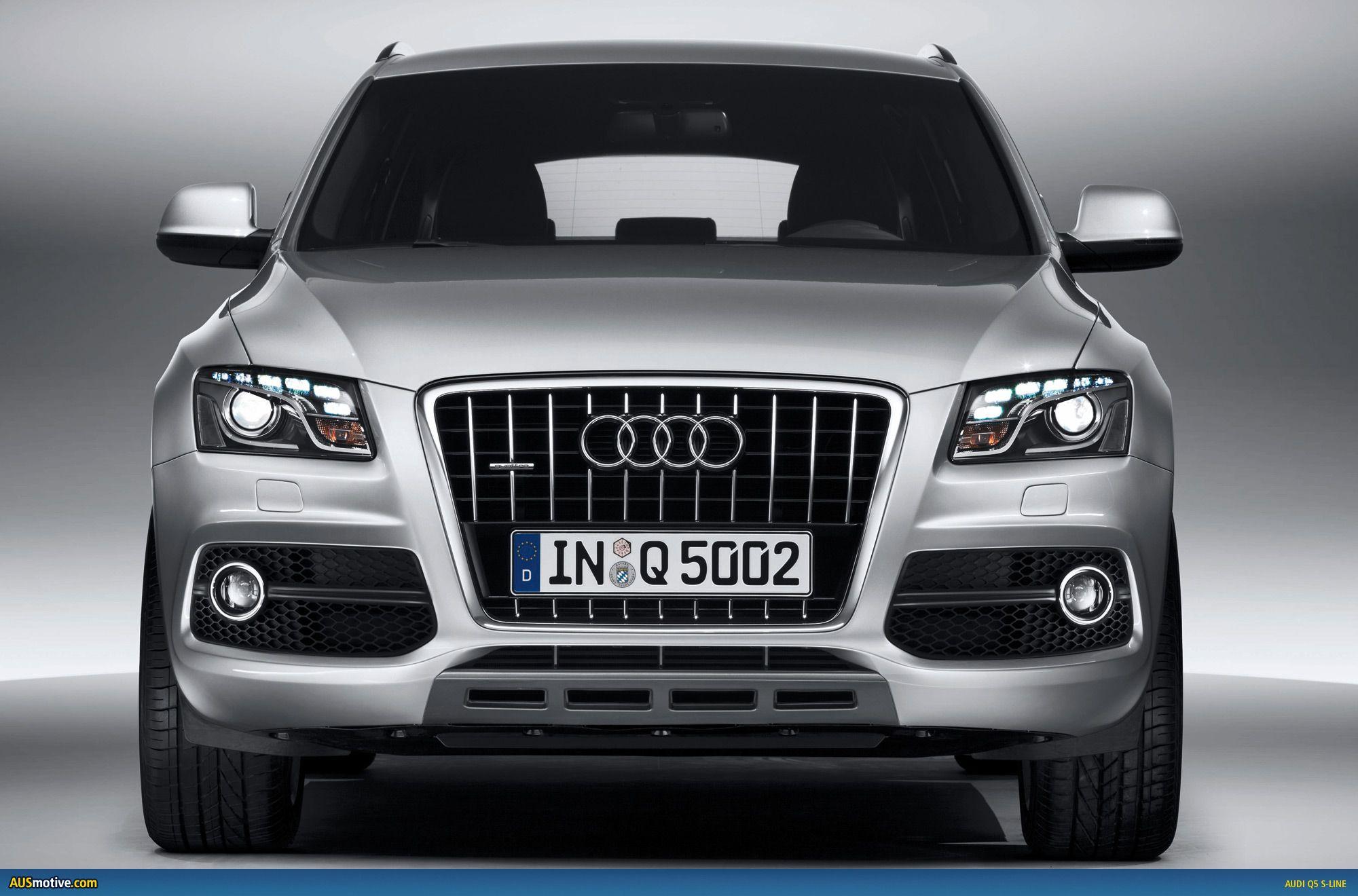 Audi Audi Q5 Reviews 2009 Audi Q5 Audi Body Kit