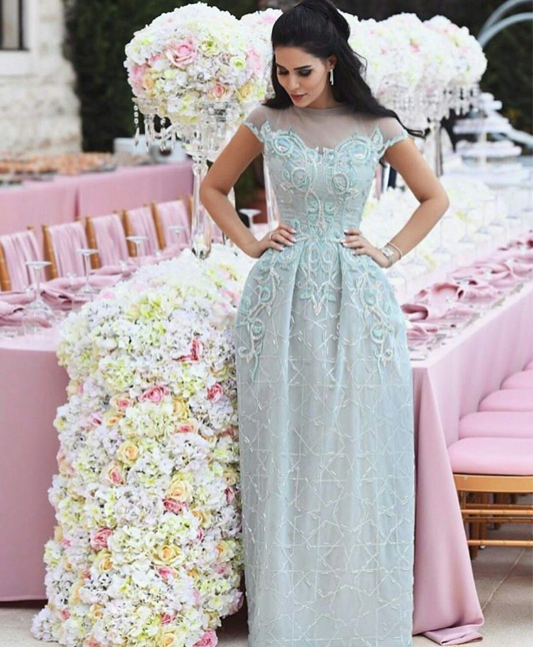 Pretty Engagement Party Dress For The Bride Images - Wedding Ideas ...