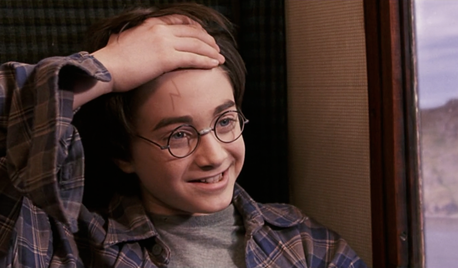 2 Harry Potter And The Sorcerer S Stone Harry Potter Show Harry Potter Scar Harry Potter Wiki