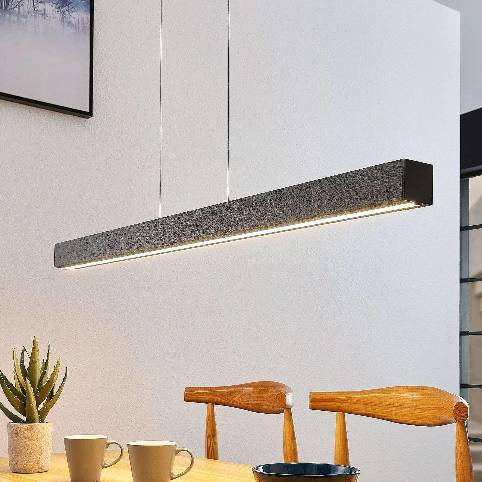 Lucande Alyssa Led Hängeleuchte Mit Dimmer Hanglamp Moderne Lampen Hangende Lichten