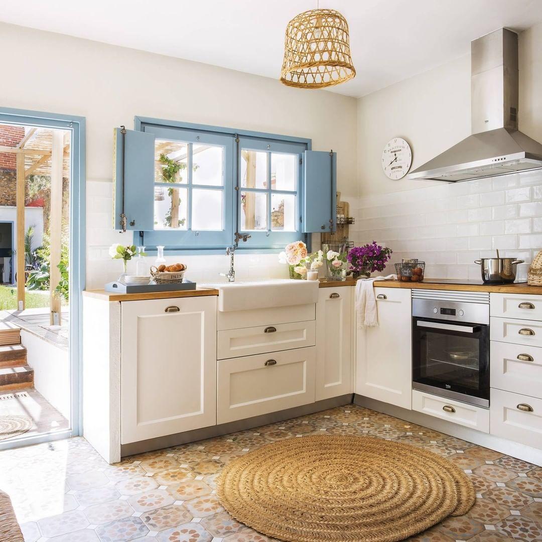 El Mueble On Instagram El Cambio Radical De Una Casa Que Era El Patito Feo En 2021 Diseno De Cocina Rustica Diseno Muebles De Cocina Diseno De Interiores De Cocina