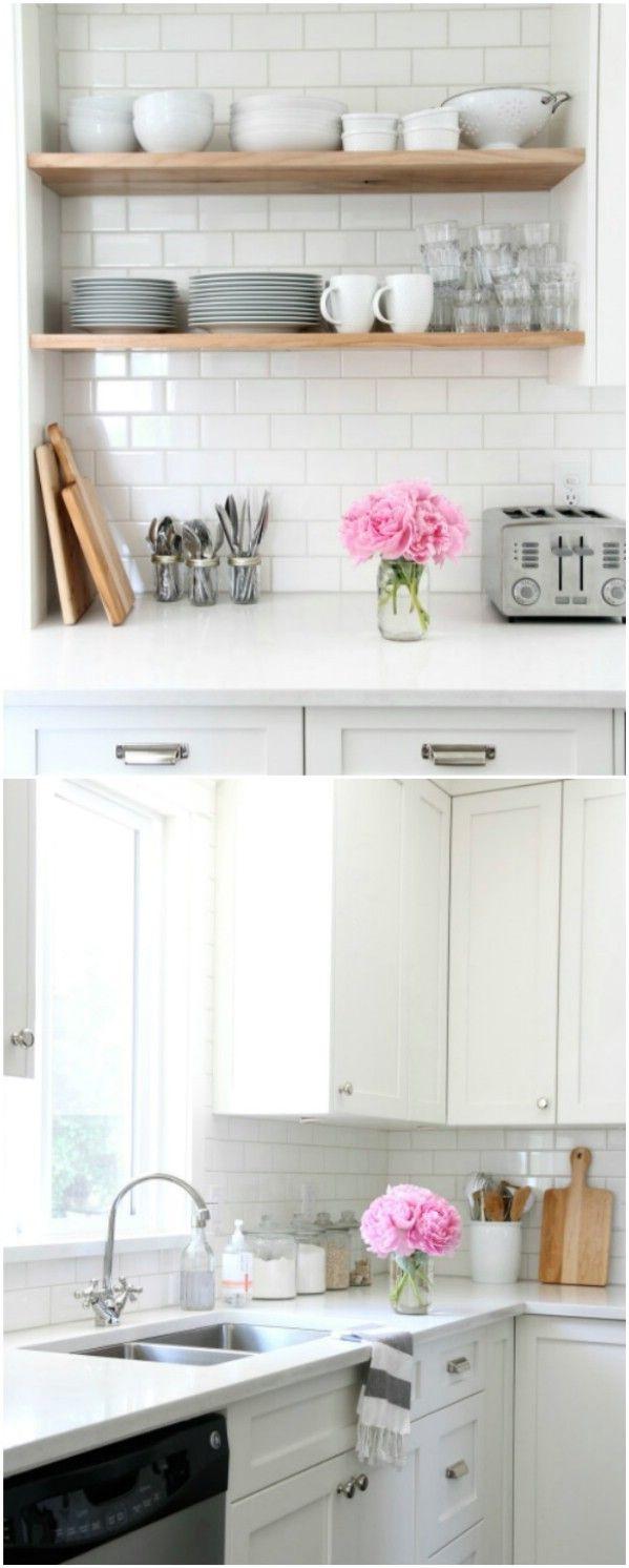 25 Inspiring DIY Kitchen Remodeling Ideas That Will ...