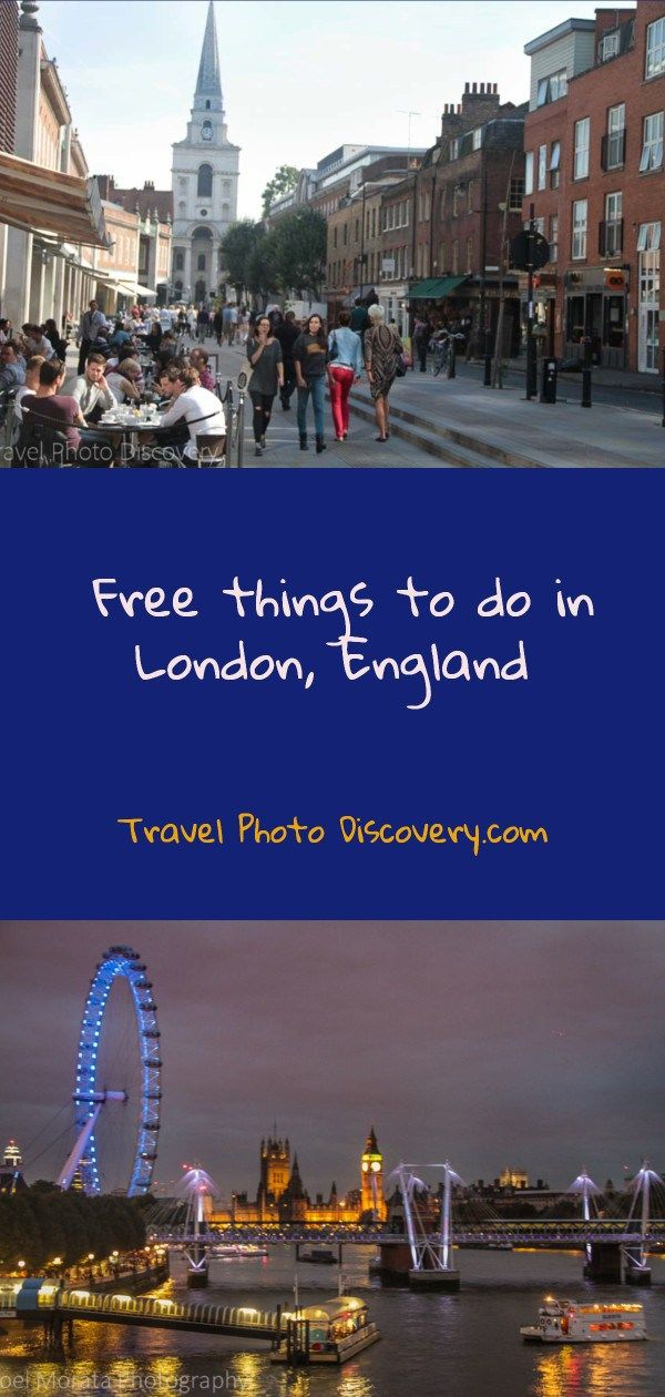 Free sites in london