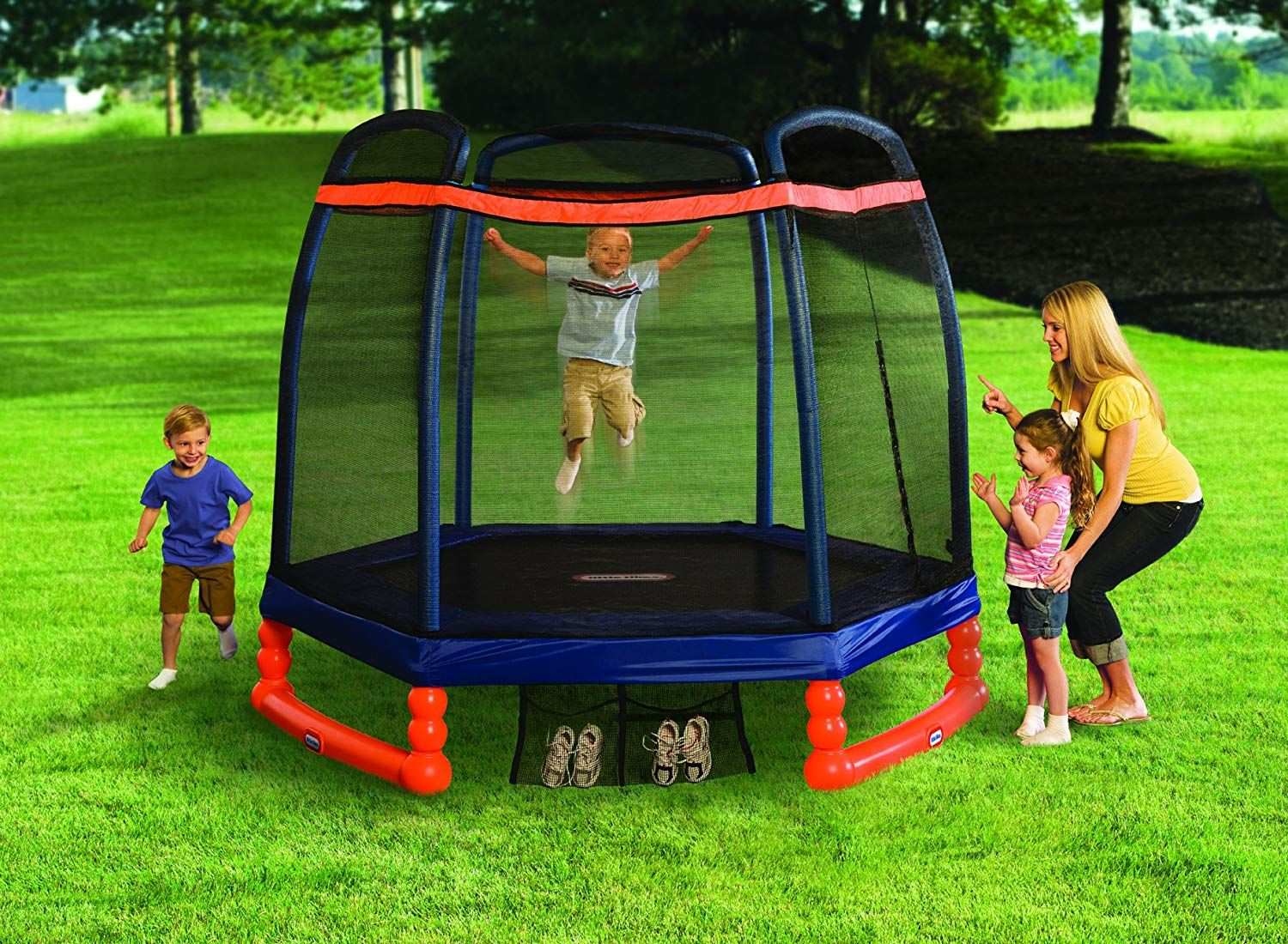 Best Gifts and Toys for 6 Year Old Girls Kids trampoline