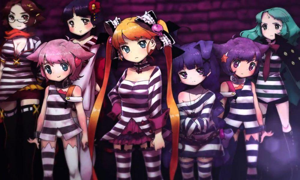 Nuevo vídeo de Criminal Girls 2: Party Favors: Sistema de juego