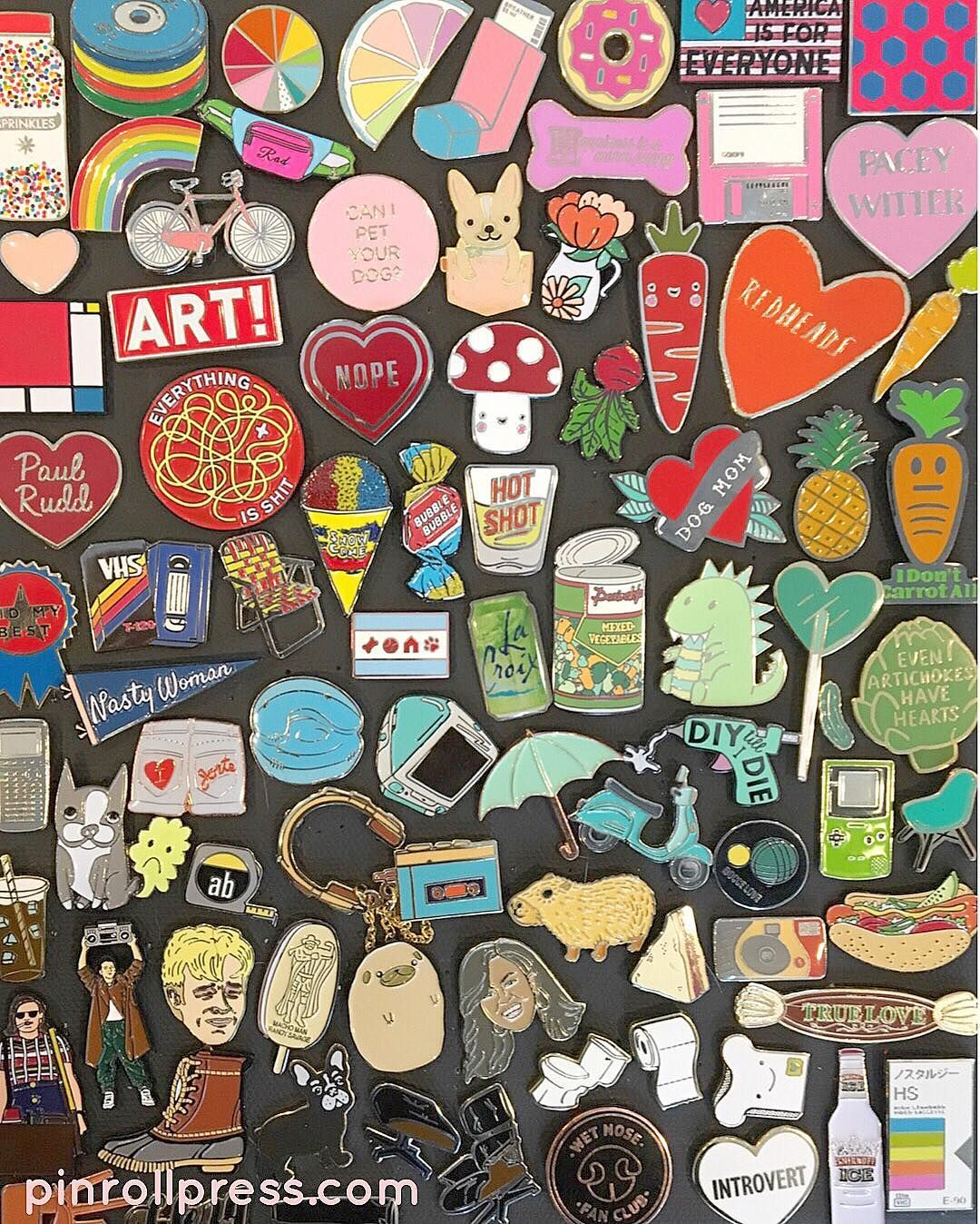 Pin Collection Curated By Mr Roy G Biv Happyondenim
