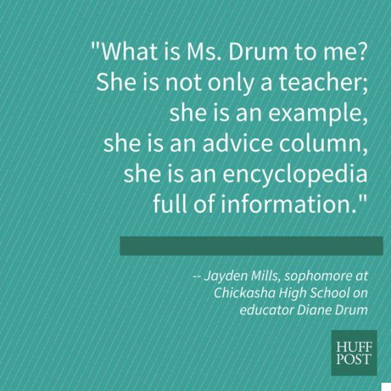 9 Quotes From Students And Parents On Teachers Who Changed