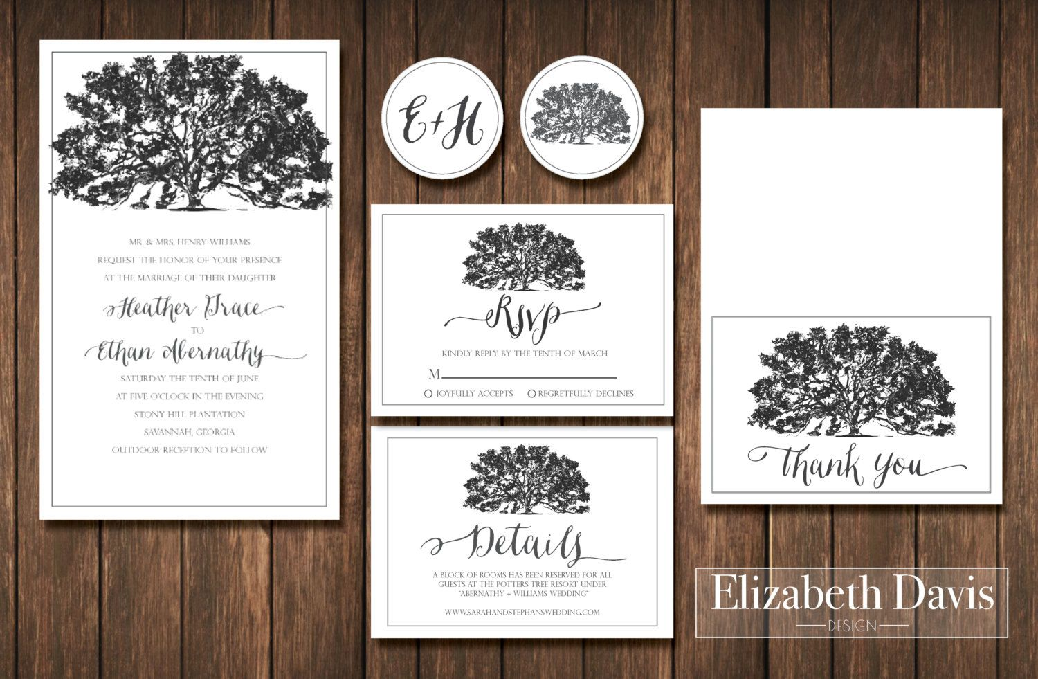 different sizes from dinner plate to poster board Printable wedding menus /& menu boards elegant shabby boho chic rustic DIY in 10