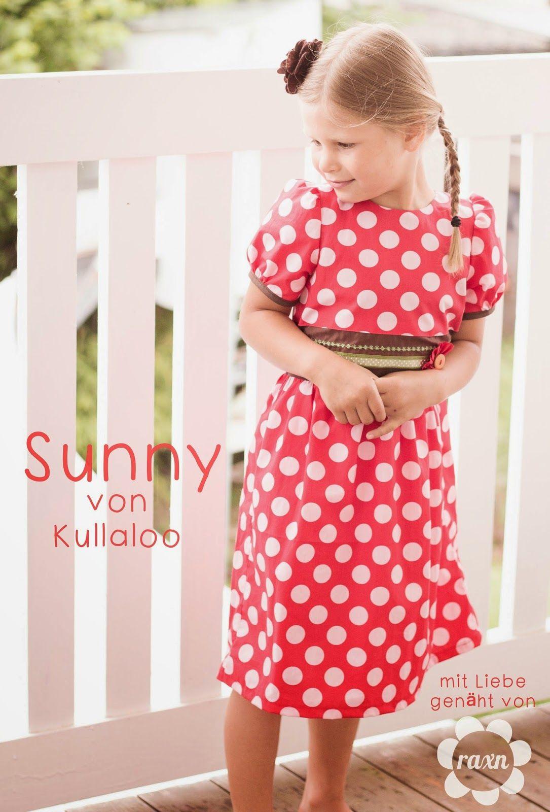 raxn: Sunny Summer Moments - Probenähen für Kullaloo ...