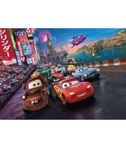 Pin De Bricotiendas En Fotomurales Disney Carros De Peliculas Cars 2 Pelicula Cars Disney Pixar