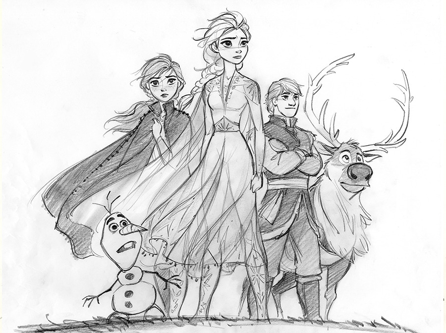 Frozen 2 Is Here Finally So Much Fun To Draw Cosmoanimato Informationen Zu Fro In 2020 Disney Prinzessinnen Zeichnungen Disney Zeichnungen Frozen Zeichnungen