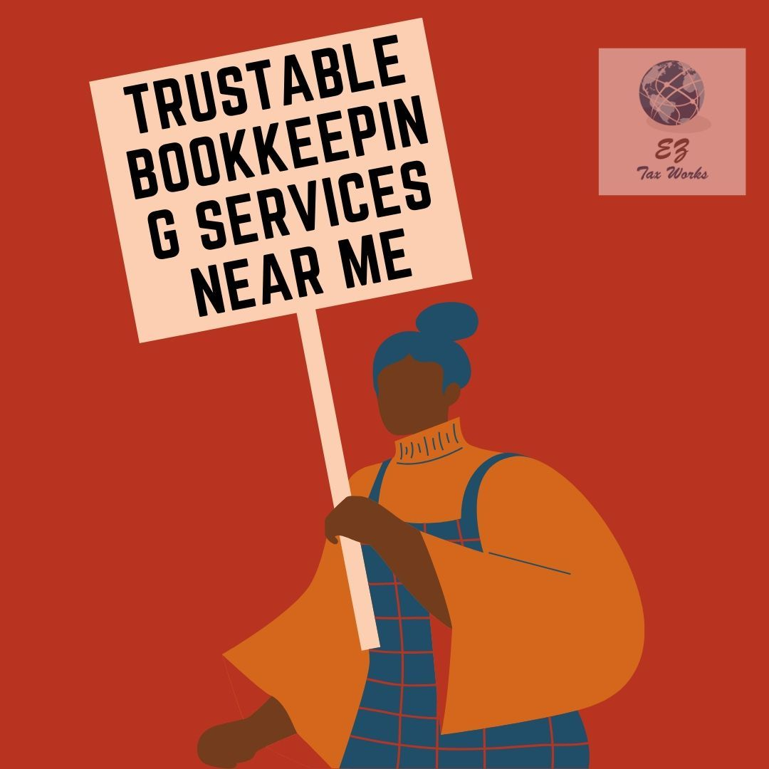 Trustable bookkeeping services near me black lives