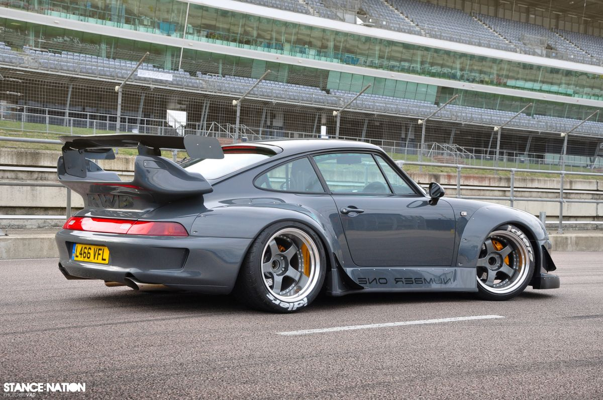 Number ONE Common Work RWB VAD Cars - Common sports cars