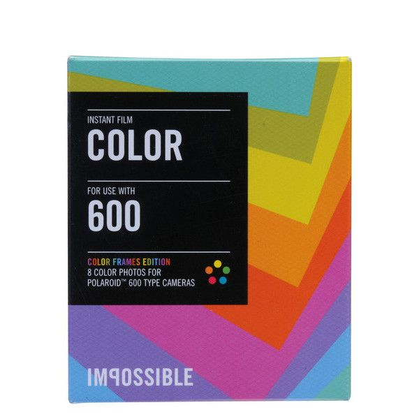 Polaroid Film with Color Frames | ShopPigment