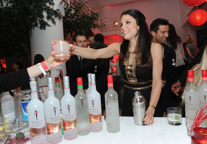 Bethenny frankels 10 essentials to stock in your bar