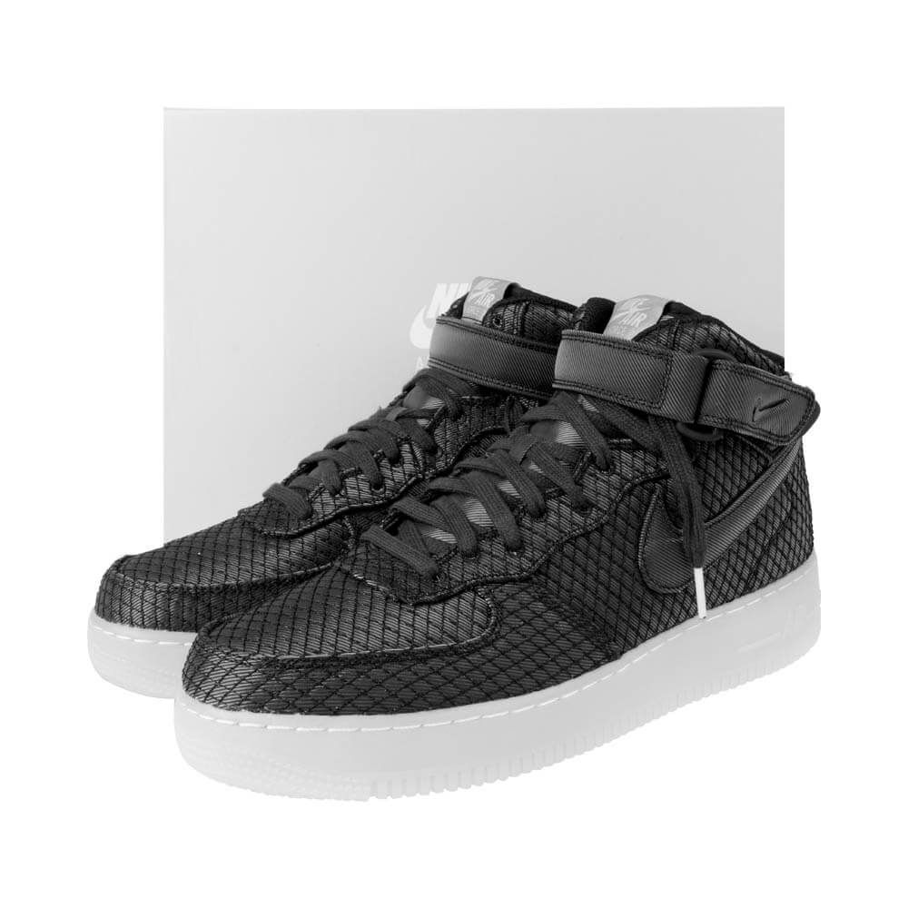 Tenis Nike Air Force 1 Mid 07 Lv8 Masculino Cabedal Desenvolvido