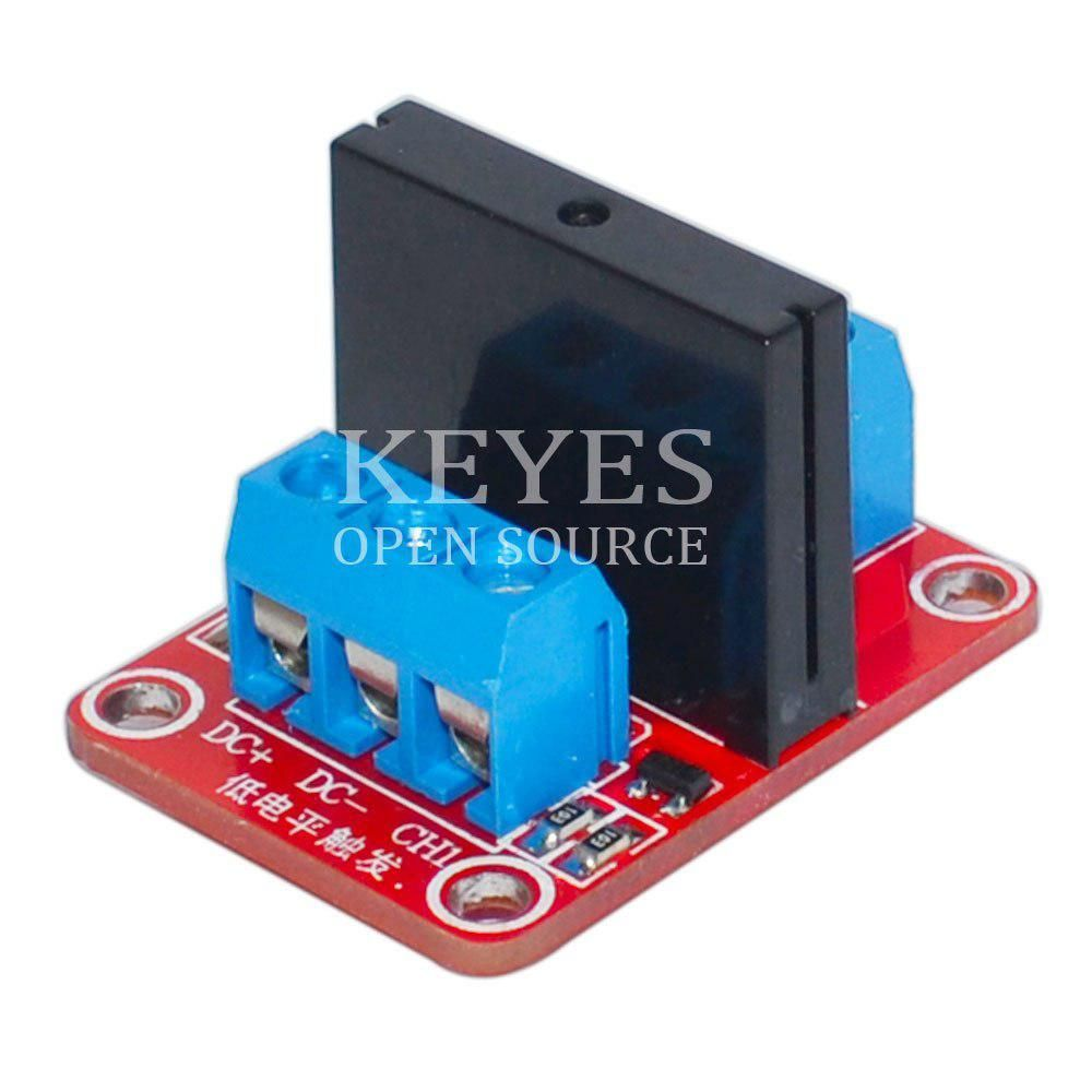 One Channel Solid State Relay Module Red For Arduino Free Shipping Transistors Equivalent Circuit Of A Electrical Yesterdays Price