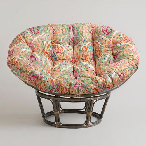 Venice Papasan Chair Cushion World Market Papasan Chair Cushion Papasan Chair Wicker Chair Cushions