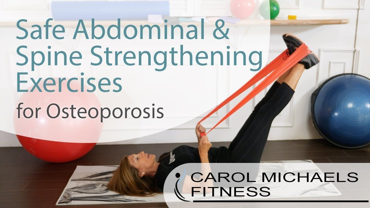 31+ Osteoporosis spine exercises a comprehensive view ideas