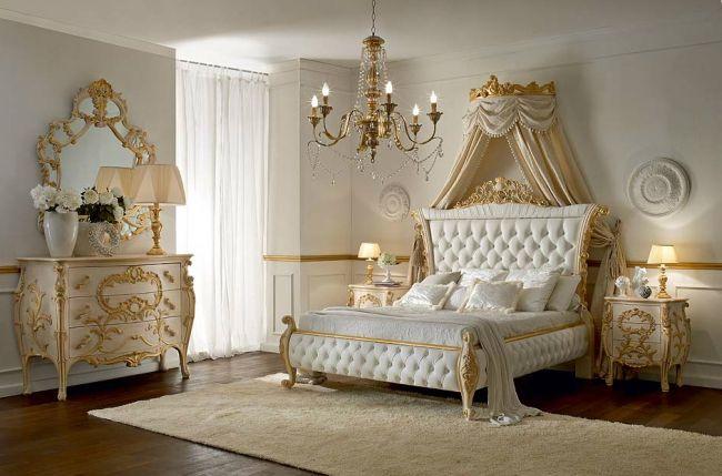 Gold Bedroom Ideas 3 Custom Design