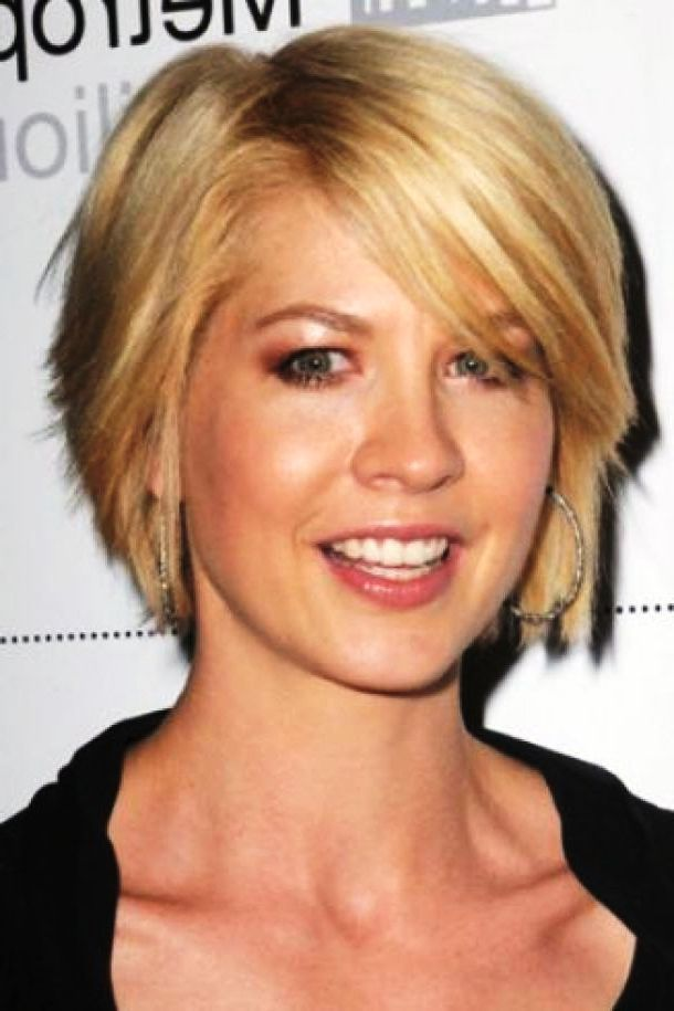 Short Hairstyles For Oblong Faces Best Short Hairstyles for