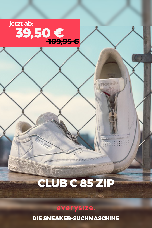Reebok Club C 85 Zip Damen Schuh jetzt im SALE </div>             </div>   </div>       </div>     <div class=