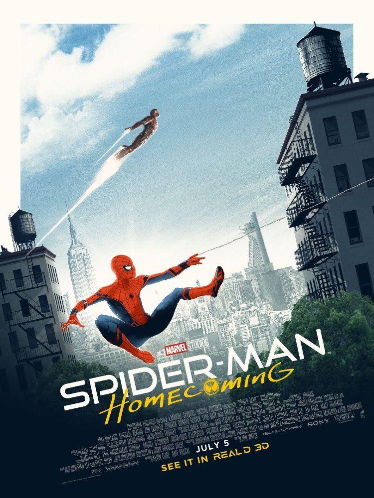 Spider Man Homecoming Imdb : spider, homecoming, Spider-Man:, Homecoming, (2017), Photo, Gallery, Posters,, Spiderman, Homecoming,