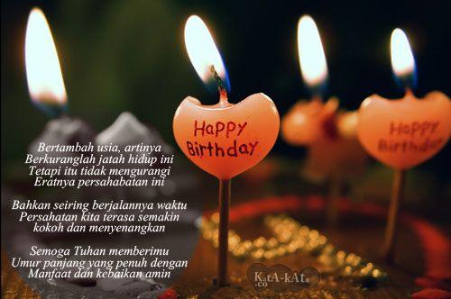 Ucapan Selamat Ulang Tahun Untuk Teman Dan Sahabat Ulang Tahun
