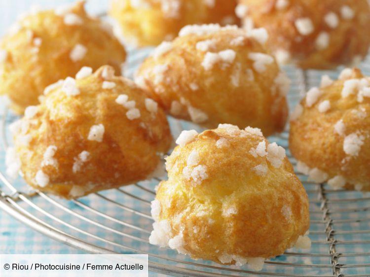 Chouquettes faciles : découvrez les recettes de cuisine de Femme Actuelle Le MAG