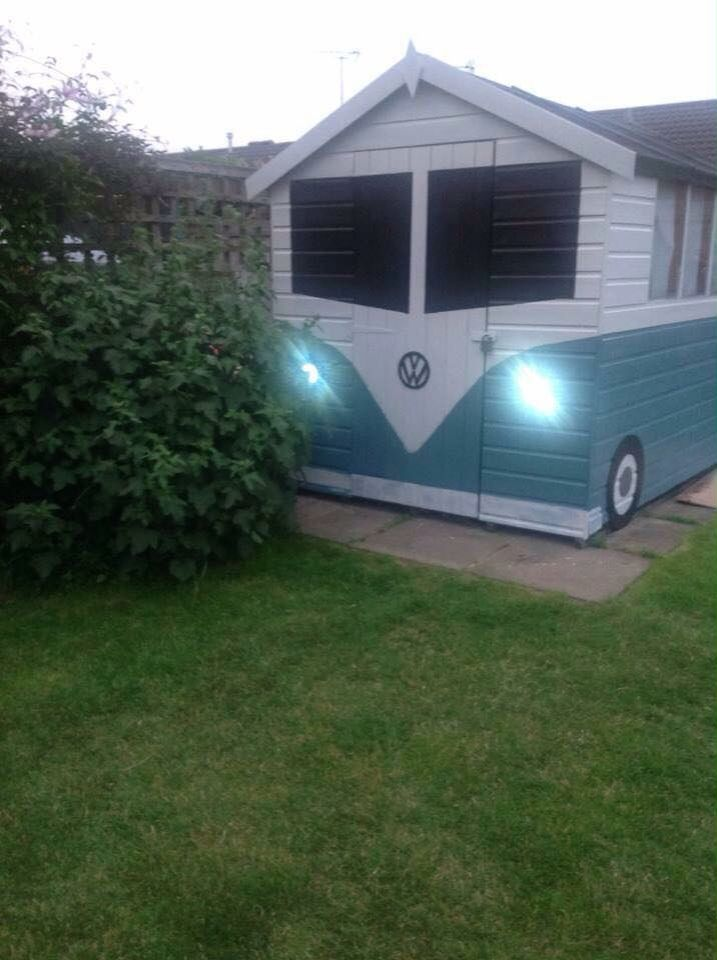 I M Going To Paint My Shed Like This Shed Cool Sheds Backyard Sheds