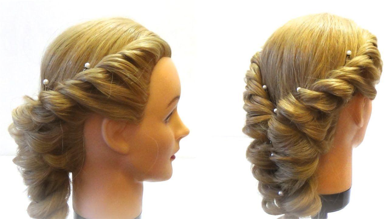 Прически с косами (55 фото) - Плетение на разные волосы