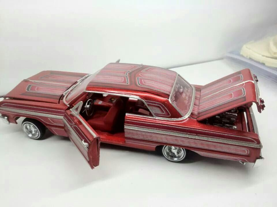 Pin By The Phantom On Models Lowrider Model Cars Car Model