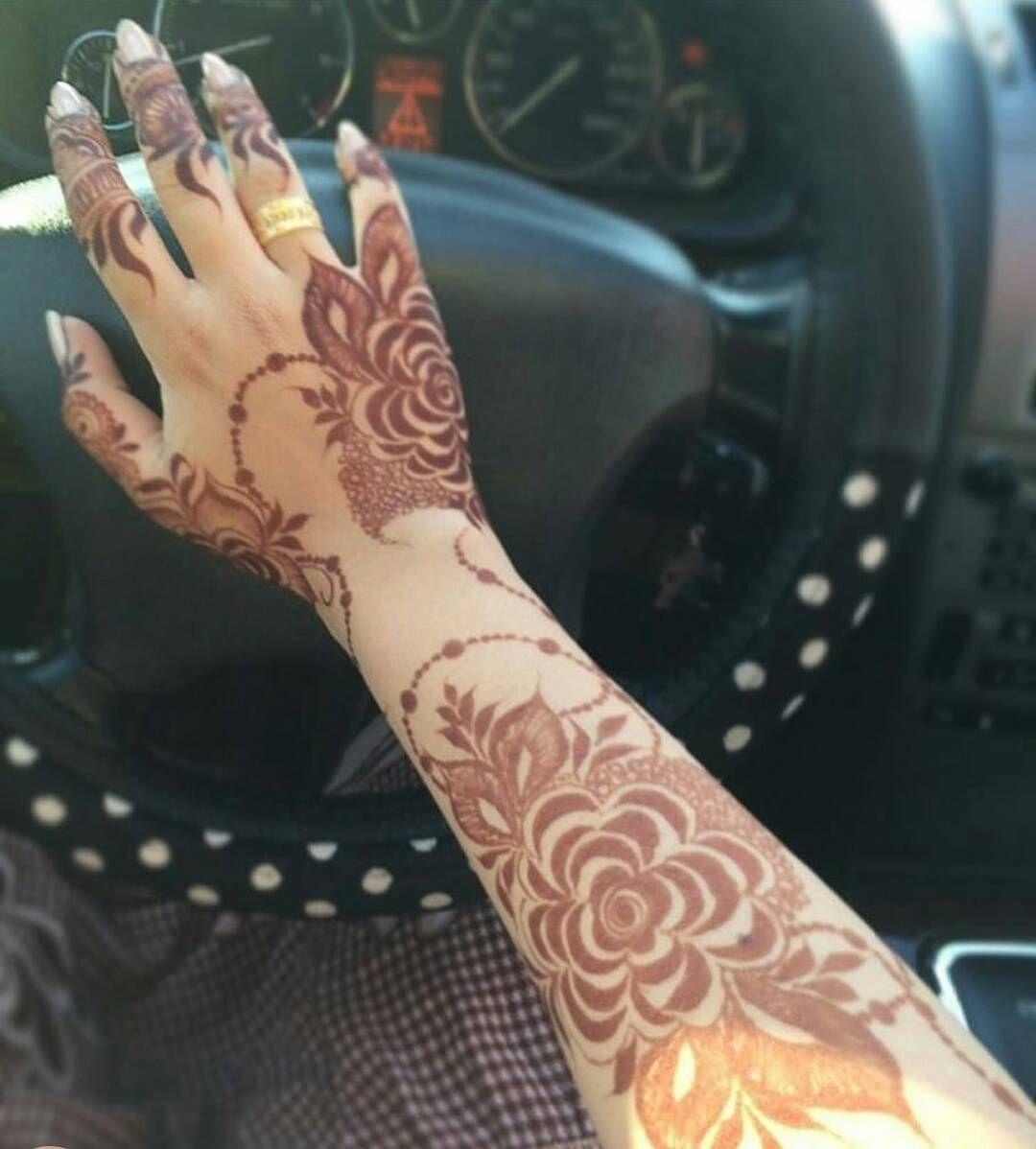 Instagram Photo By Beauty Apr 13 2016 At 2 46am Utc Henna Designs Hand Henna Designs Unique Mehndi Designs