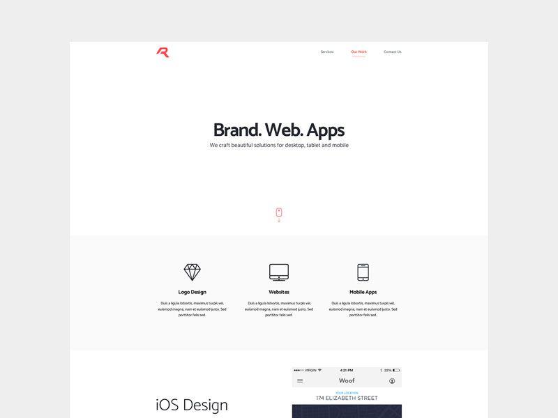 Minimalist Web Design Principles Best Practices And Examples Minimalist Web Design Web Design Web App Design