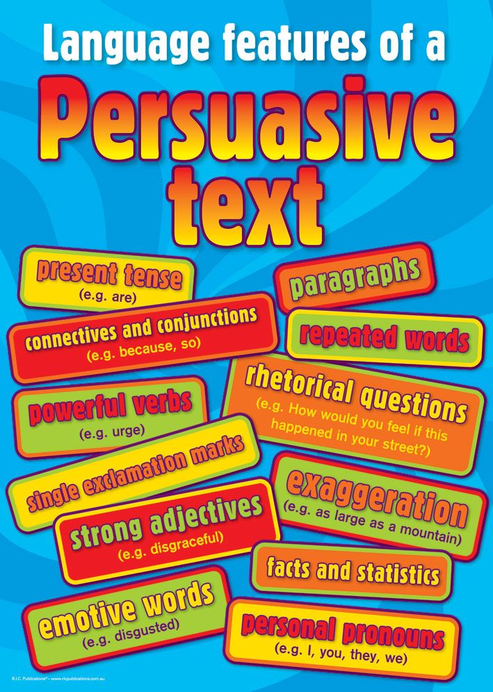 persuasive writing texts Homeschool writing doesn't have to be hard this post shares picture books that demonstrate persuasive writing and several tips for writing mini-lessons.