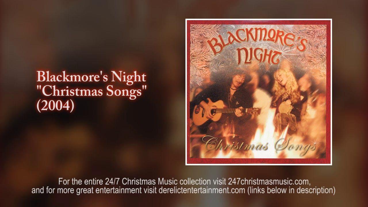 Blackmore's Night Christmas Songs (2004) [FULL EP]