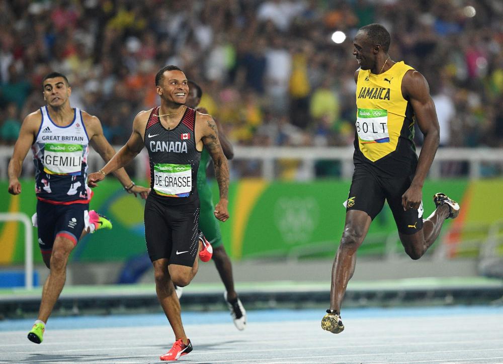 Usain Bolt Rio Google Search In 2021 Usain Bolt Bolt Great Britain