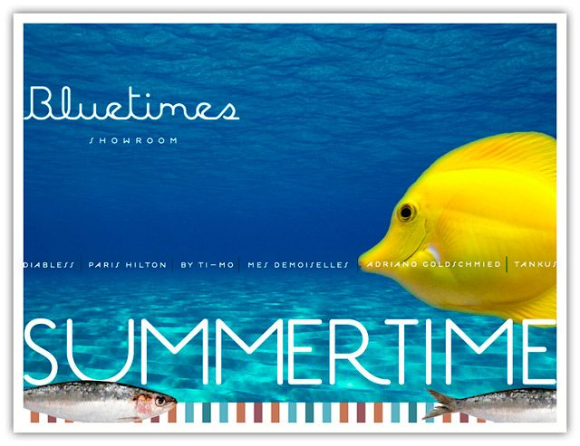 Bluetimes - Pablo Guerrero