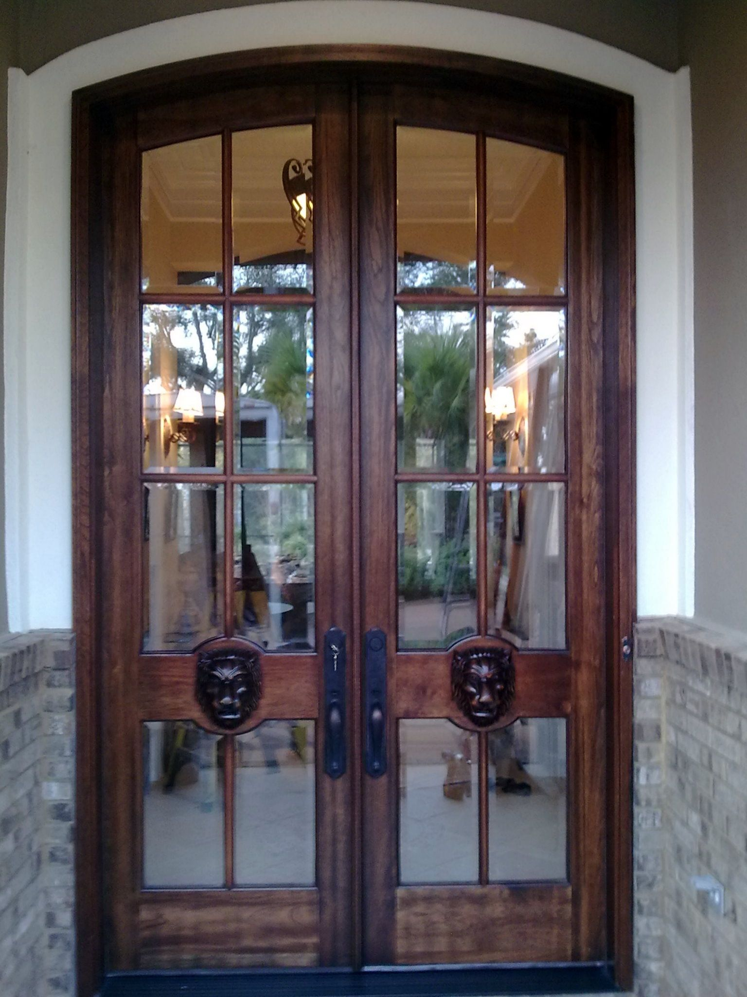 Custom Wood Doors  Doors By Design  Daphne, Alabama