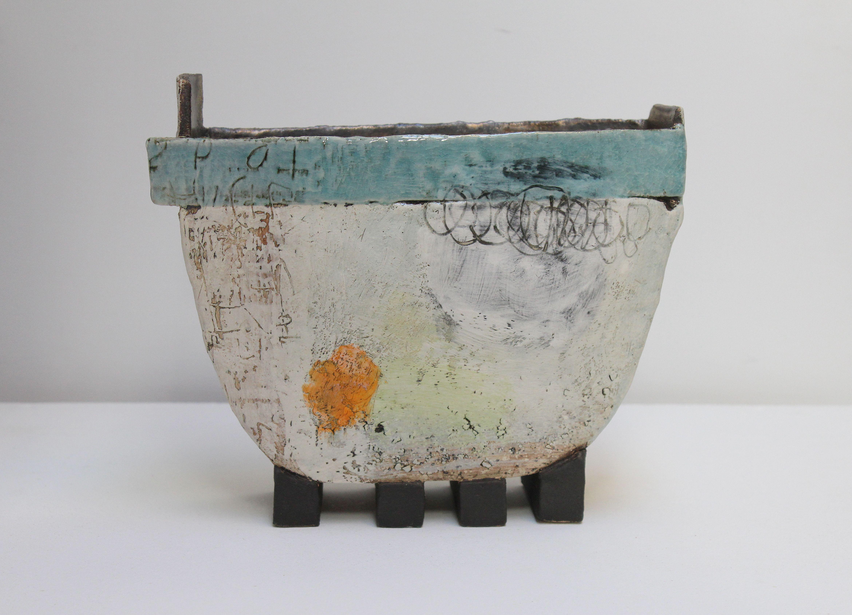 Near the harbour craig makes slab built vessel forms that ceramic art reviewsmspy