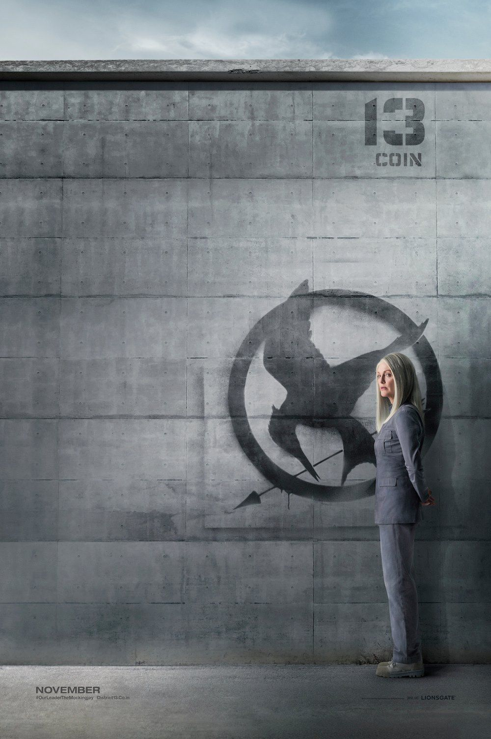 #TheHungerGames: #Mockingjay Part 1 (2014) District 13 Portraits #film