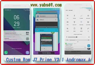Custom Rom Samsung J7 Prime Experience V 2 1 For Andromax A A16c3h Samsung