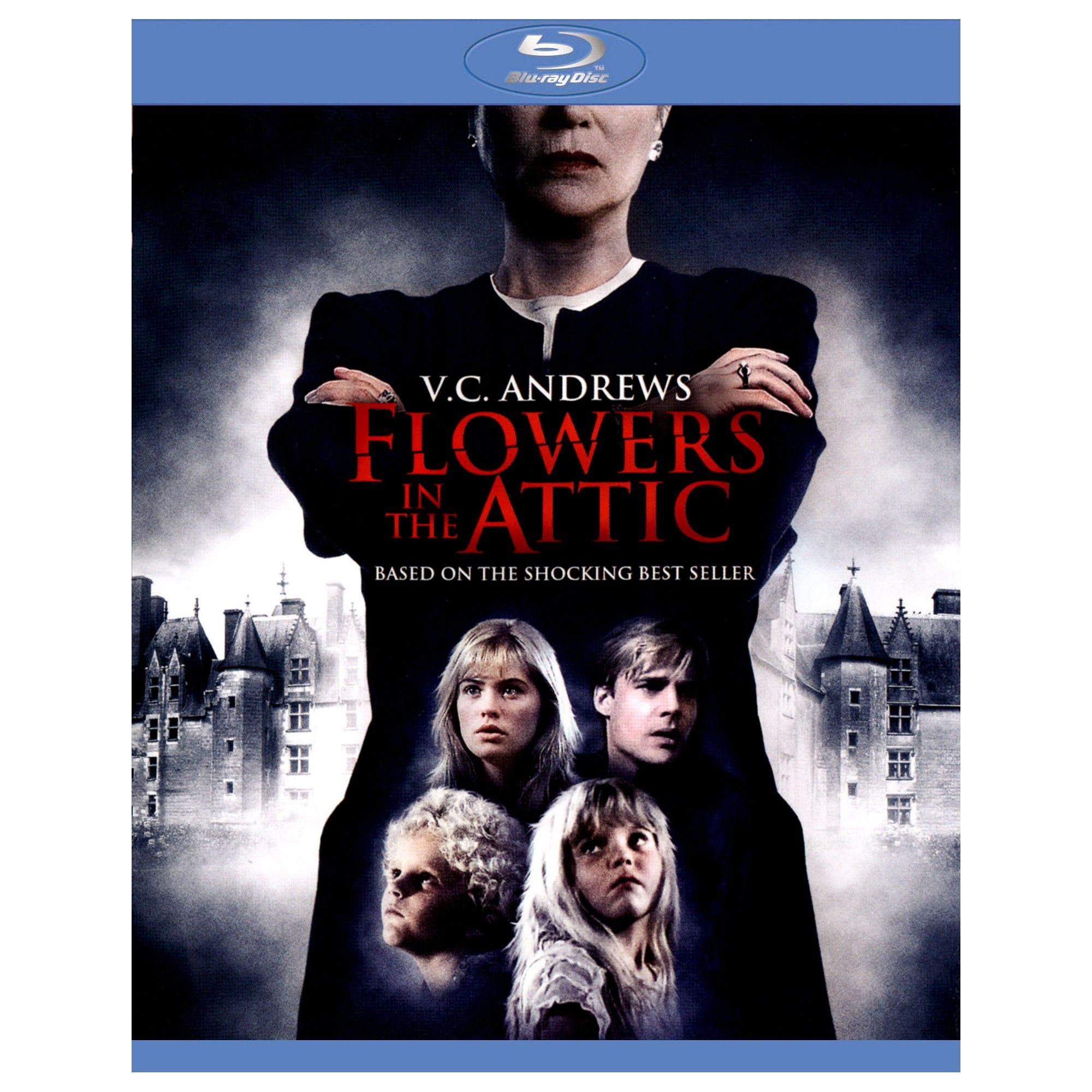Flowers In The Attic (Bluray) in 2019 Flowers in the