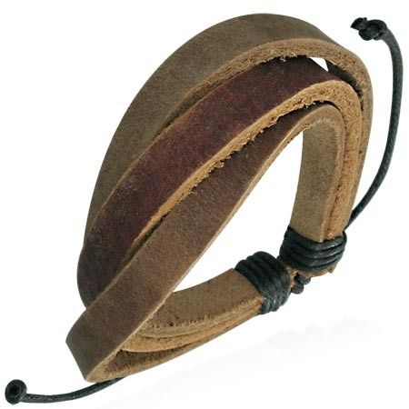 Mens or Womens Thick Leather Bracelets - http://spoilmesilly.com.au/?product=leather-bracelets
