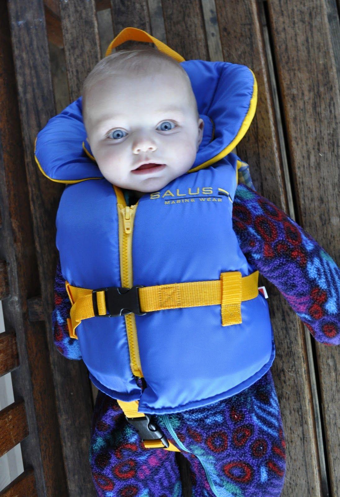 Salus Infant Life Jacket Baby Gear Infant, Child life