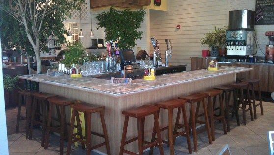 Diy Outside Bar
